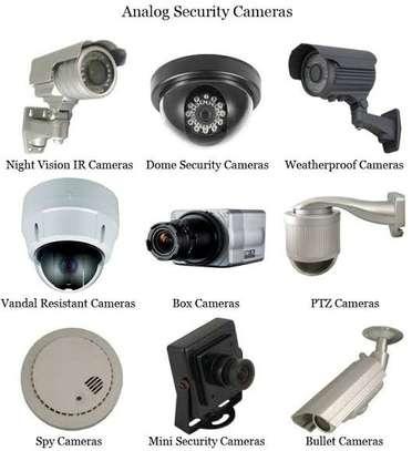 CCTV Camera Supply and Installation