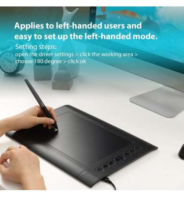HUION DRAWING TABLET image 3