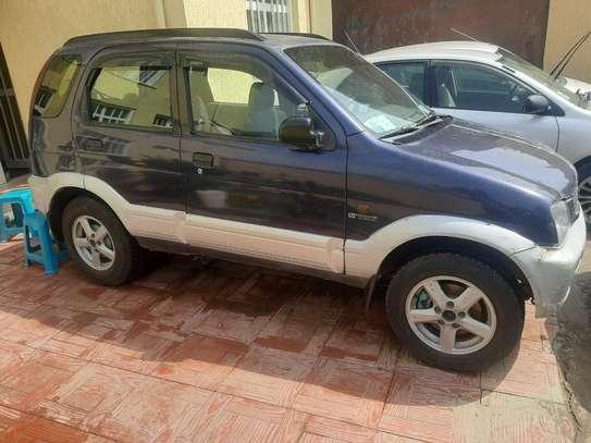 1998 Model Daihatsu Terios image 1