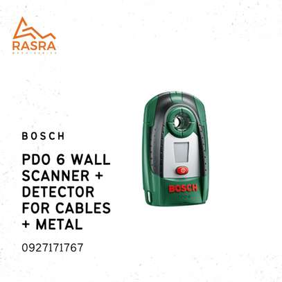 Bosch PDO 6 Wall Scanner And Detector image 1