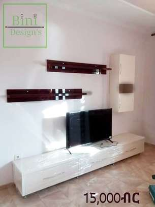 TV Stand With Shelve