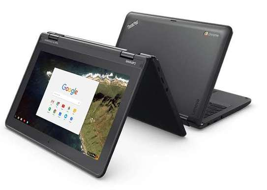 Lenovo Touch Screen Laptop (360° Flexible)