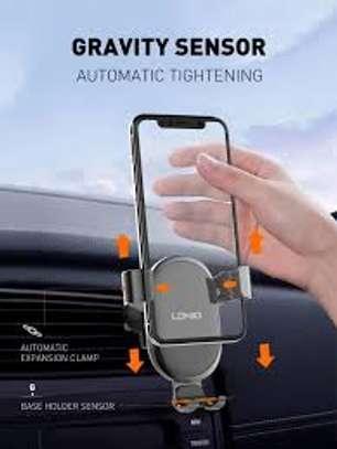 Ldnio Gravity Auto Lock Car Holder for Samsung / Apple image 2