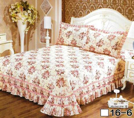 bedding set 3 pcs king size bed cover