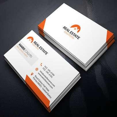 Business Card Design & Print image 4