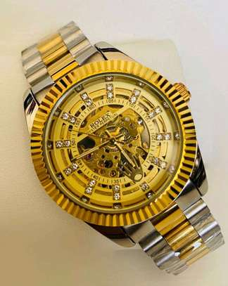 Rolex Automatic Watch image 4