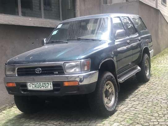 1985 Model-Toyota 4 Runner