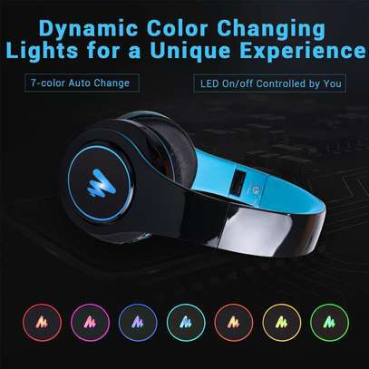 Ear Bluetooth Wireless Headphones Maono Over- image 4