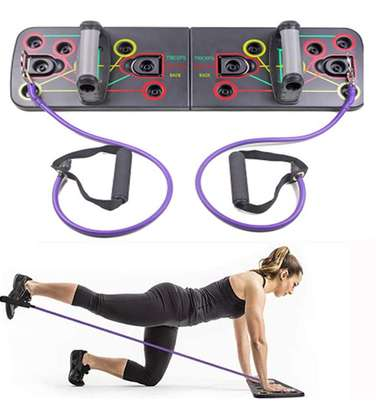 Multifunction Push-up Stands For GYM Body Training image 5