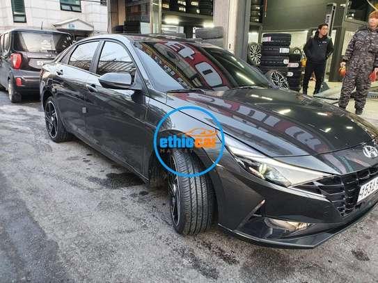 2021 Model Hyundai Avante image 1