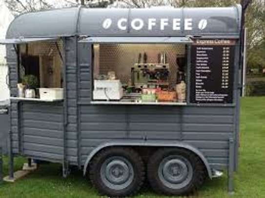 Looking for partner to open a coffee van