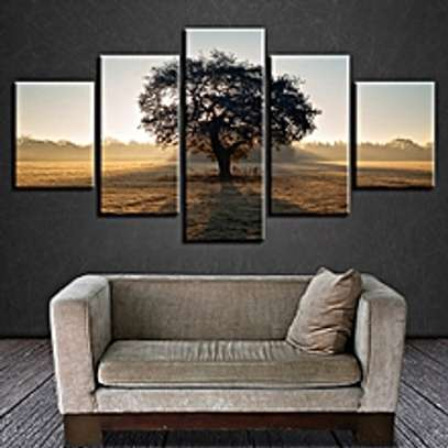 Modern Home Room Wall HD Picture Art Tree