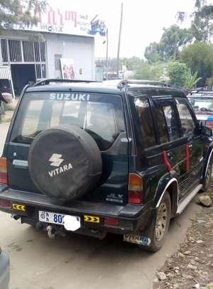 1996 Model Suzuki Vitara image 2