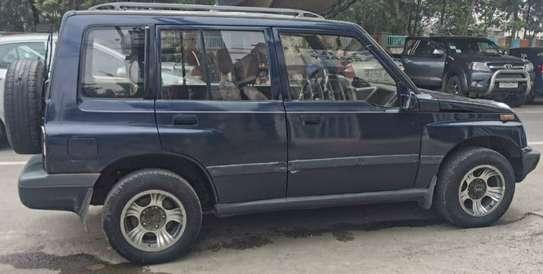 1991 Model Suzuki Vitara image 2