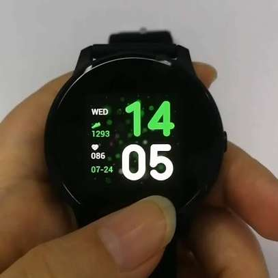 Fitness watch and eyeglasses image 1