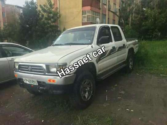 Toyota Pickups for Sale in Ethiopia | Qefira