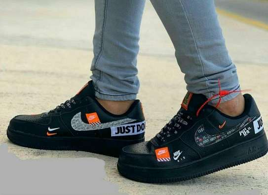 Nike Air Force Just Do It Shoes