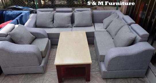 L Shaped Sofa image 6