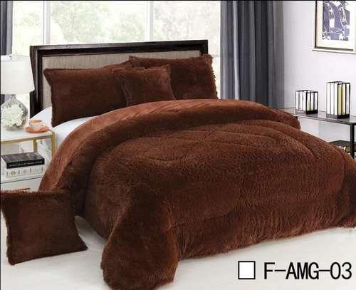 Reversible Luxury 6 pics set comforter - 4 colors image 1