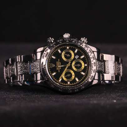 New Rolex Chronograph Watch image 5
