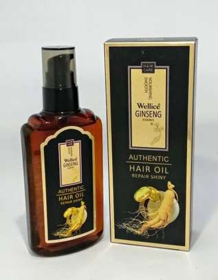 Wellice Ginseng Essence Oil