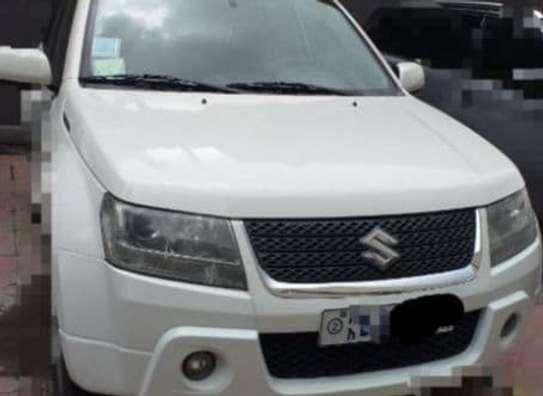 2009 Model Suzuki Vitara image 1