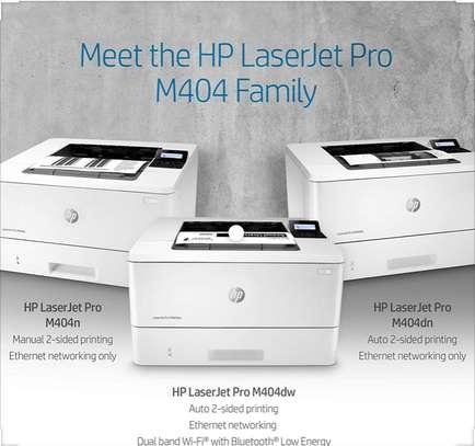 Hp 404 laser jet printer