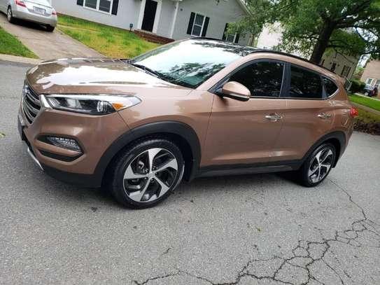 2017 Model Hyundai Tucson image 1