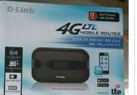 4G LTE Mobile Router image 1