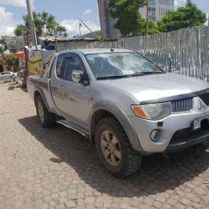 2007 Model-Mitsubishi Pickup image 1