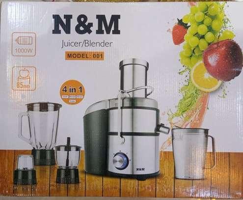Juice/blender