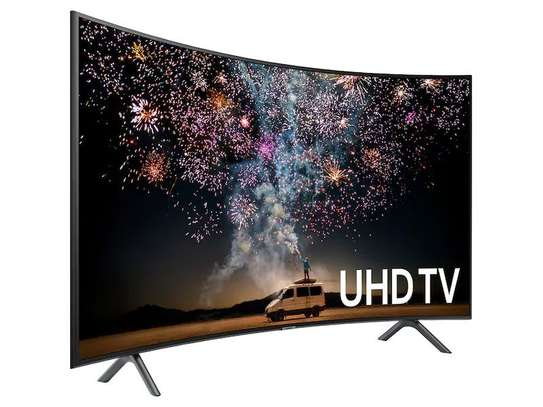 "55"" Samsung Curved Tv"