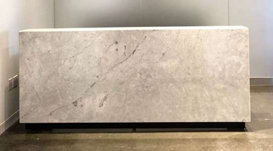 Marble Reception Desk
