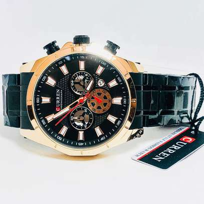 Curren Chronograph Watches image 6