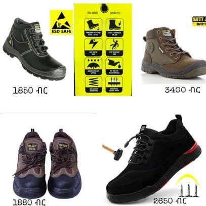 Fashion safty shoes