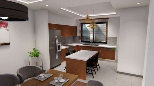 2 bedroom modern apartment for sale image 5