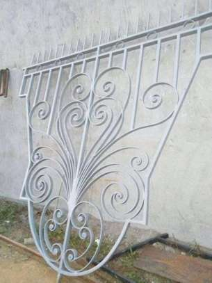 Small Entrance Gate