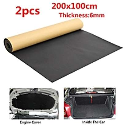 Details about 1mx2m Roll 6mm Car Sound Proofing image 1