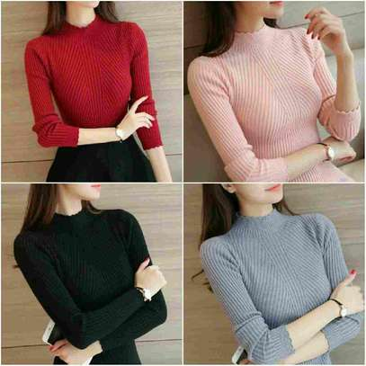 Assorted Colors Ladies Sweater