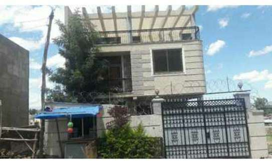 200 Sqm G+2 House For Sale (Bulbula)