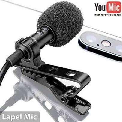 You Tuber microphone