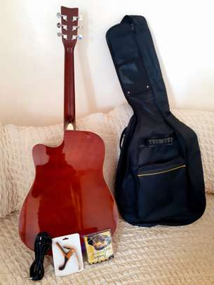Yamaha F6000eq Guitar image 2