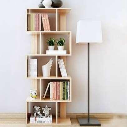 Stylish Wooden Shelf