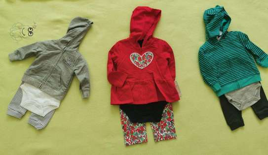 3Pcs Set Clothes