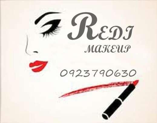 Redi makeup and nail