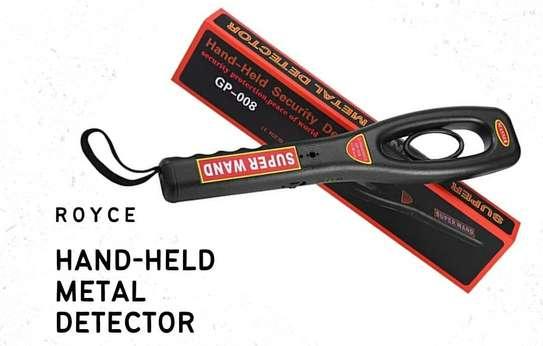 Royce Hand-held Metal Detector image 1