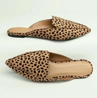 Black And Yellow New Fashion Women Open Shoes