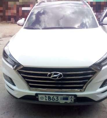 2019 Model Hyundai Tucson image 1