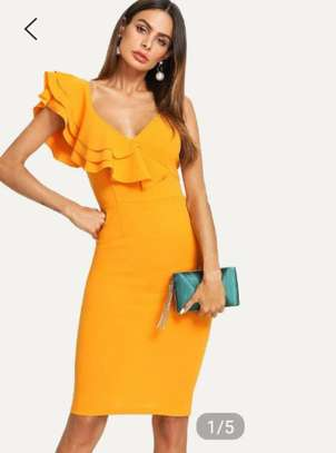 Yellow Women Dress image 1