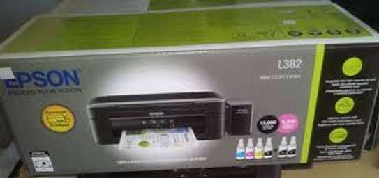 EPSON L382 printer, scanner and copy machine